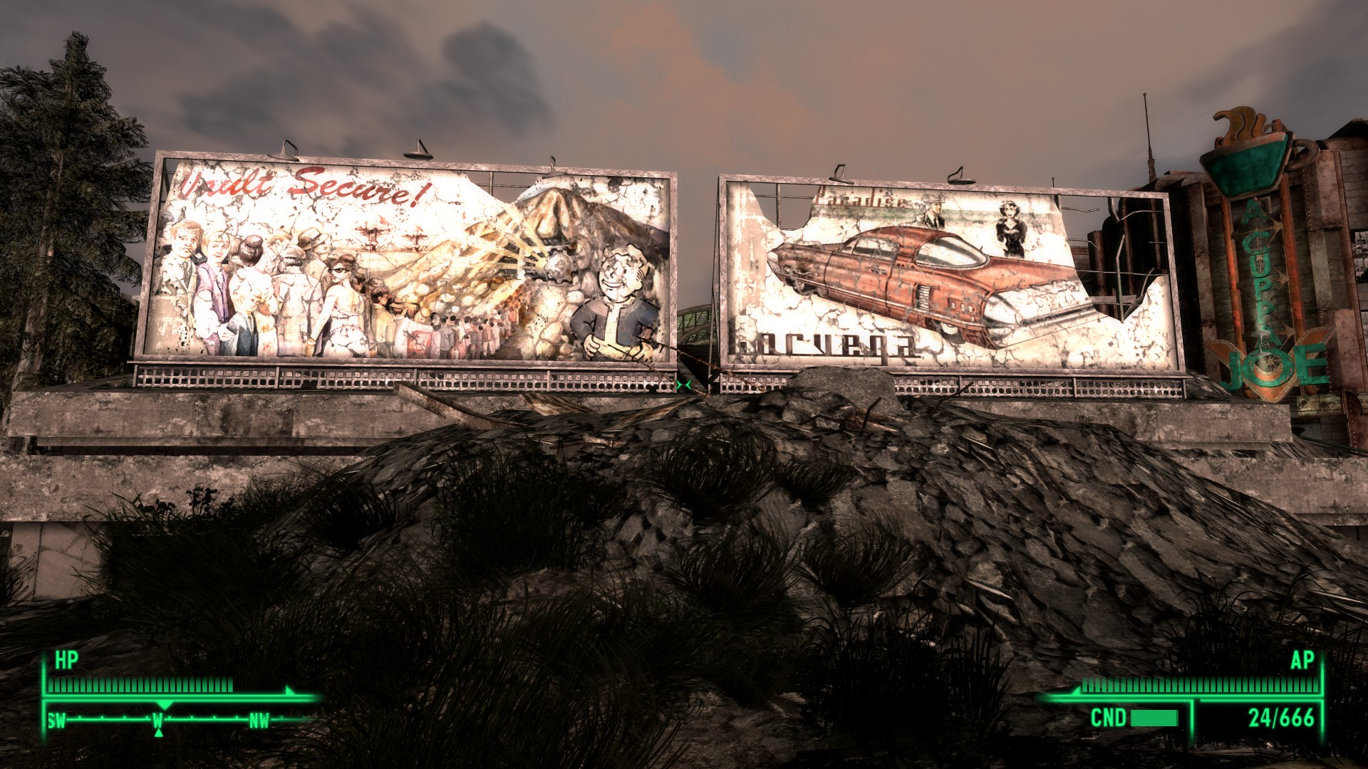 Fallout 3 Billboards