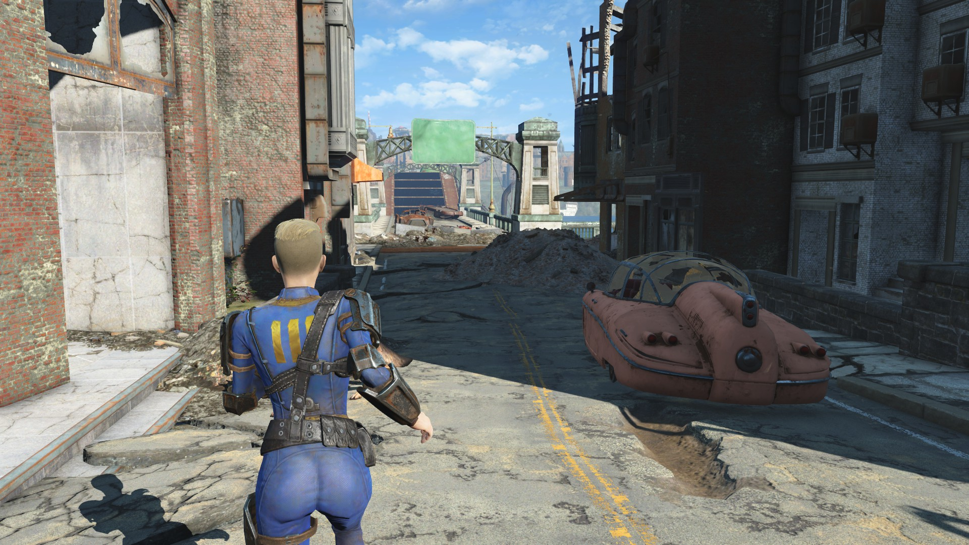 Why survival in Fallout 4 is the best way to play